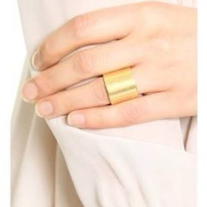 Madewell Cigar Band Ring
